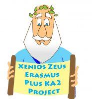 Logo.Erasmus.Xenios.Zeus